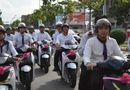 Thế giới Xe - Đám cưới đón dâu bằng dàn SH siêu khủng tại Biên Hòa