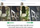 Sản phẩm số - Facbook cho ra mắt tính nắng mới để chỉnh màu ảnh