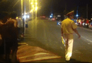 Tin trong nước - Dừng xe sang đường mua cơm, tài xế xe tải bị tông chết