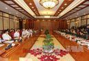 Tin trong nước - Bộ Chính trị làm việc với Ban Thường vụ Quân ủy Trung ương