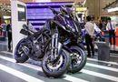 """Thế giới Xe - Xuất hiện """"chiến binh"""" 3 bánh mới của Yamaha"""