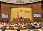 Tin trong nước - Quốc hội nghe báo cáo về Dự án luật sửa 2 luật