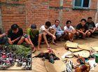 Tin trong nước - Tiền Giang: Công an đột kích trường gà, con bạc bỏ chạy tán loạn