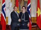 Tin trong nước - Thủ tướng Nguyễn Xuân Phúc hội kiến Chủ tịch Quốc hội Na Uy