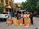 Tin trong nước - Bắc Giang: Chặn xe chạy quá tốc độ, CSGT phát hiện gần 300kg pháo nổ