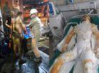 Tin trong nước - Hải Dương: Sụt lò luyện gang, 5 công nhân bị bỏng nặng