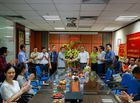 Tin trong nước - Chủ tịch Hội Luật gia Việt Nam chúc mừng báo ĐS&PL nhân ngày Báo chí cách mạng Việt Nam