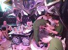 Tin trong nước - Hưng Yên: Đột kích quán karaoke PhanTom, phát hiện 93 thanh niên đang bay lắc
