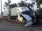 Tin trong nước - Vụ tai nạn làm 5 người chết ở Tây Ninh: Tạm giam 4 tháng tài xế container