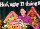 Tin trong nước - Chủ tịch Quốc hội dự Lễ Kỷ niệm 30 năm Ngày tái lập tỉnh Thừa Thiên Huế