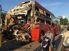 """Tin trong nước - Nhân chứng vụ va chạm 2 xe khách làm hơn 40 người thương vong: Tôi chỉ nghe tiếng """"đùng"""" rồi ngất xỉu"""