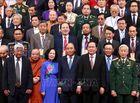 Tin trong nước - Bế mạc Đại hội đại biểu toàn quốc Mặt trận Tổ quốc Việt Nam lần thứ IX