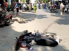 Tin trong nước - Hà Nội: Xe máy bất ngờ gặp nạn, 3 mẹ con tử vong thương tâm