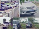 Tin trong nước - Kiên Giang: Nhiều xe biển xanh đến nhà Chủ nhiệm Ủy ban Kiểm tra tỉnh ủy ăn tiệc