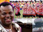 """Tin thế giới - Quốc vương châu Phi """"vét ngân khố"""" mua 19 xe sang Rolls Royce tặng 15 người vợ"""