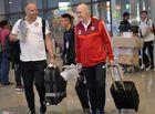 Thể thao - Đội tuyển UAE đã có mặt tại Nội Bài, sẵn sàng đối đầu với tuyển Việt Nam