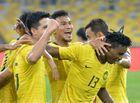 Thể thao - Malaysia ngược dòng thắng Thái Lan, giúp Việt Nam giành được lợi thế