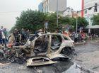 Tin trong nước - Vụ xe Mercedes gây tai nạn liên hoàn ở Hà Nội: Danh tính các nạn nhân