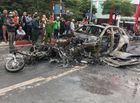 An ninh - Hình sự - Vụ xe Mercedes gây tai nạn chết người ỏ Hà Nội: Tạm giữ hình sự nữ tài xế