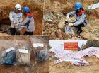 Tin trong nước - Vụ hóa chất chôn trái phép ở Sóc Sơn: Công an vào cuộc kiểm tra Hợp tác xã Môi trường xanh