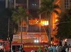 Tin trong nước - Nạn nhân thoát chết trong vụ cháy tòa nhà dầu kể lại trải nghiệm kinh hoàng