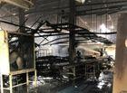 """Tin trong nước - """"Bà hỏa"""" bất ngờ viếng thăm công ty gỗ rộng 4.000 m2 ngày 28 Tết"""