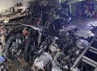 """Tin trong nước - TP.HCM: """"Bà hỏa"""" ghé thăm, 3 người trong gia đình được giải cứu khỏi """"biển lửa"""""""