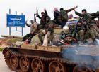 Tin thế giới - Nga không kích yểm trợ, quân đội Syria giành lại gần như hoàn toàn tỉnh Aleppo