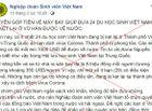 Giáo dục pháp luật - Bộ GD-ĐT bác thông tin 24 du học sinh Việt Nam mắc kẹt ở Vũ Hán