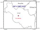 Tin trong nước - Thừa Thiên – Huế: Xảy ra động đất mạnh 2,4 độ richter ở huyện A Lưới