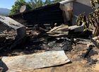 """Tin trong nước - Lâm Đồng: """"Bà hỏa"""" thiêu rụi căn nhà vắng chủ trong đêm"""