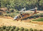 Tin thế giới - Trực thăng không quân Israel tấn công các trạm kiểm soát của quân đội Syria