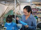 Việc tốt quanh ta - Xưởng may làm hàng nghìn chiếc khẩu trang mỗi ngày để phát miễn phí cho học sinh