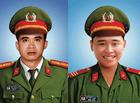 Tin trong nước - Thăng cấp bậc hàm cho 2 chiến sĩ công an Đà Nẵng hy sinh khi truy bắt đua xe