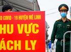 Tin trong nước - Cận cảnh nhịp sống bên trong khu cách ly hơn 11.000 người ở thôn Hạ Lôi