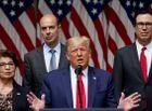 Tin thế giới - Tổng thống Trump hứng chỉ trích vì nhắc đến Floyd trong khi khoe thành tựu kinh tế