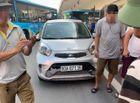 Tin trong nước - Vụ CSGT bị ô tô kéo lê hàng chục mét ở Hà Nội: Hé lộ danh tính tài xế