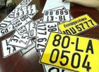 Tình huống pháp luật - Từ 1/8, xe kinh doanh vận tải sẽ phải đổi sang biển số màu vàng