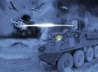 """Tin thế giới - Mỹ xây dựng trung đội thiết giáp """"khủng"""" gắn pháo laser lên tới 300 kW, bắn hạ tên lửa hành trình"""