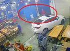 """An ninh - Hình sự - Điều tra vụ nhóm """"giang hồ"""" dùng hung khí đập phá quán nhậu, chém nhân viên trọng thương"""