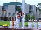 Tin trong nước - Lễ thượng cờ rủ Quốc tang nguyên Tổng Bí thư Lê Khả Phiêu