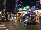 Tin trong nước - Vụ nữ tài xế 23 tuổi tông hàng loạt xe máy ở Bình Thạnh: Hé lộ nguyên nhân