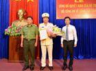 Tin trong nước - Chân dung tân Phó giám đốc Công an tỉnh Cà Mau