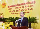 Tin trong nước - Ông Chu Ngọc Anh được bầu làm Chủ tịch UBND TP. Hà Nội