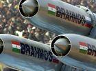 Tin thế giới - Ấn Độ bắn thử tên lửa siêu âm BrahMos gần biên giới Trung Quốc