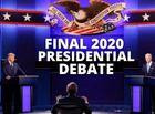 """Tin thế giới - Bầu cử Mỹ 2020 mới nhất: Trump - Biden """"đối đầu"""" trực tiếp lần cuối"""