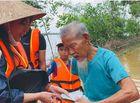 Tin tức giải trí - Vụ ca sĩ Thủy Tiên kêu gọi từ thiện miền Trung: Chủ tịch Hội Chữ thập đỏ Việt Nam nói gì?
