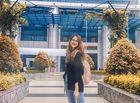 Chuyện làng sao - Ngắm nhan sắc ngọt ngào trên giảng đường của Hoa hậu Việt Nam 2020 Đỗ Thị Hà