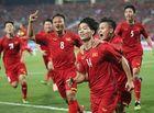 Bóng đá - Đội tuyển Việt Nam bất ngờ tăng 1 hạng trên bảng xếp hạng FIFA