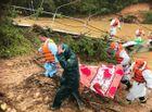 Tin trong nước - Vụ 2 du khách bị lũ cuốn trôi: Tìm thấy thi thể nạn nhân cuối cùng